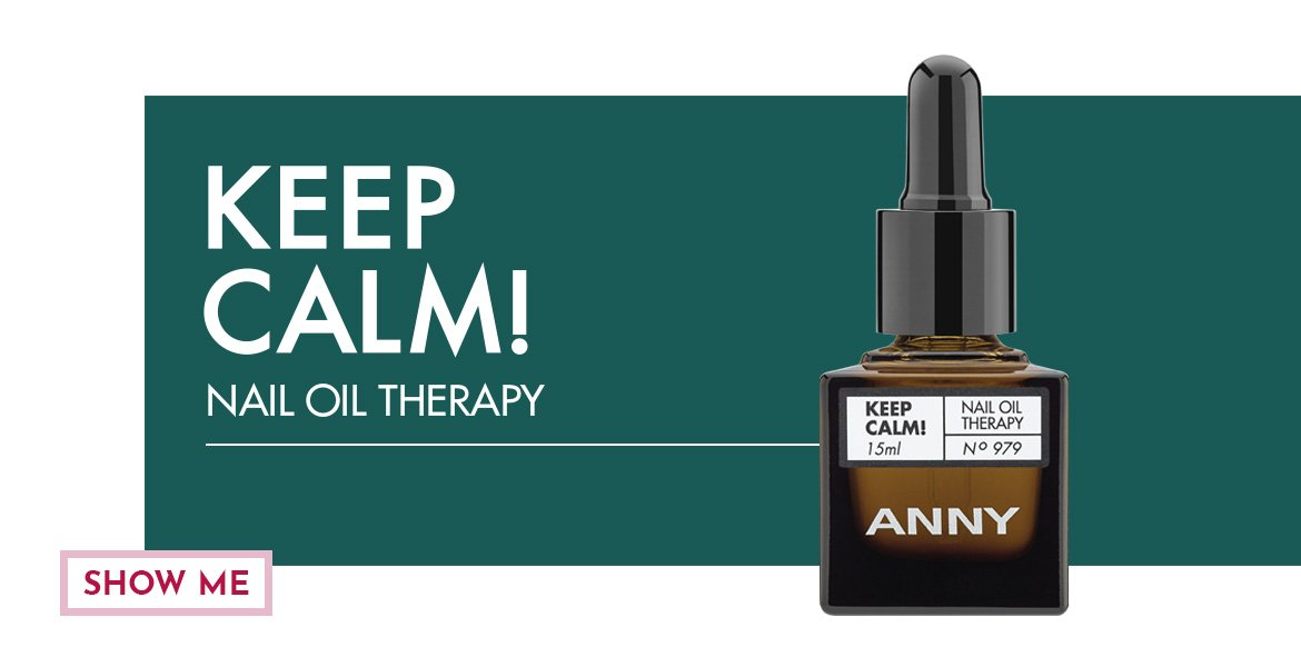 Keep Calm! Nail Oil Therapy