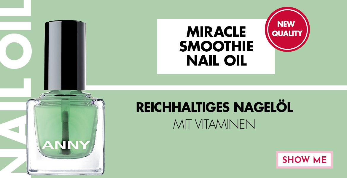Miracle Smoothie Nail Oil